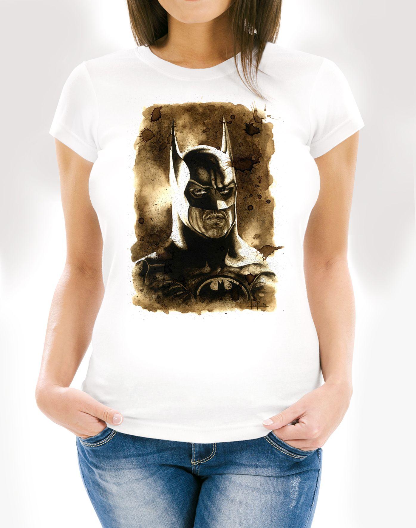 4c8b1e50f Comprar Camiseta Batman 02 Mujer